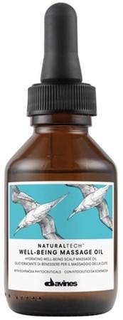Davines New Natural Tech Well-Being Massage Oil - Масло массажное для кожи головы 100 мл - фото 5745