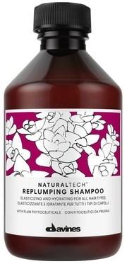 Davines New Natural Tech Replumping Shampoo - Шампунь уплотняющий для всех типов волос 250мл - фото 5750