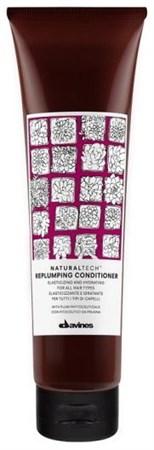 Davines New Natural Tech Replumping Conditioner - Кондиционер уплотняющий для всех типов волос 150мл - фото 5752