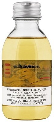 Davines Authentic Formulas Nourishing oil face/hair/body - Масло питательное для лица, волос и тела 140мл - фото 5757
