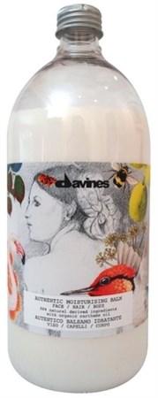Davines Authentic Formulas Moisturizing balm face/hair/body - Бальзам увлажняющий для лица, волос и тела 1000мл - фото 5759