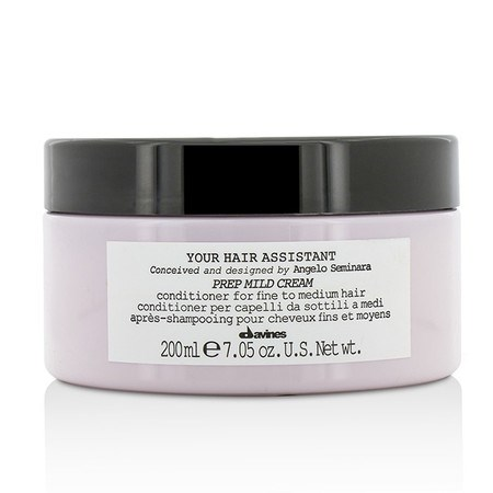 Davines Your Hair Assistant Prep Mild Сream - Мягкий кондиционер для подготовки волос к укладке 200мл - фото 5762