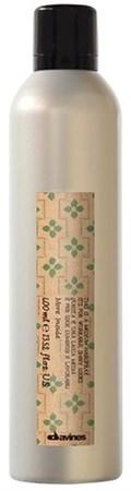 Davines More inside Medium Hold Hair spray - Лак средней фиксации для эластичного глянцевого стайлинга 400мл - фото 5770
