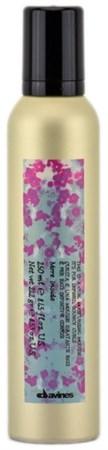 Davines More inside Invisible Curl Mosturizing Mousse - Увлажняющий мусс для упругих четко очерченных локонов 250мл - фото 5773