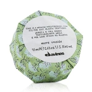 Davines More inside Medium Hold Finishing Gum - Эластик гель для матовых подвижных текстур 75мл - фото 5778