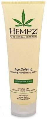 """Гель """"Hempz Age Defying Herbal Body Wash антивозрастной"""" 250мл для душа - фото 5830"""