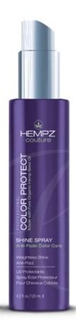 """Спрей """"Hempz Color Protect Shine Spray"""" 150мл для блеска защита цвета - фото 5851"""