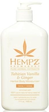 Hempz Tahitian Vanilla & Ginger Moisturizer - Молочко для тела Имбирь и Ваниль Таити 500мл - фото 5906