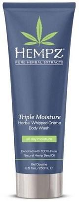 """Гель """"Hempz Triple Moisture Herbal Body Wash тройное увлажнение"""" 250мл для душа - фото 5908"""