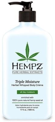 Молочко Hempz Herbal Body Triple Moisture тройное увлажнение 500мл для тела - фото 5910