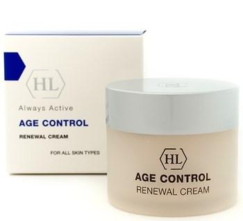 Holy Land Age Control Renewal Cream - Крем обновляющий 50мл - фото 5969