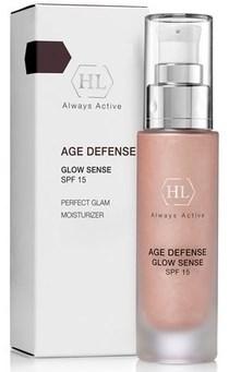 Age Defense Glow Sense (SPF 15) - Крем с декоративным эффектом - 50мл - фото 5971