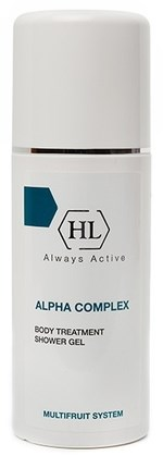 Holy Land Alpha Complex Multifruit System Body Treatment Shower Gel - Гель для душа 250мл - фото 5982