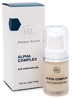 Holy Land Alpha Complex Multifruit System Eye Contour - Гель с фруктовыми экстрактами для век 15мл - фото 5986