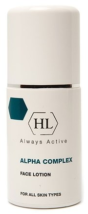 Holy Land Alpha Complex Multifruit System Face Lotion - Лосьон для лица 125мл - фото 5987
