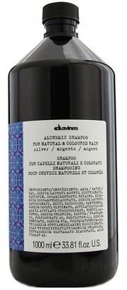Davines Alchemic Shampoo for natural and coloured hair (silver) - Шампунь Алхимик для натуральных и окрашенных волос (серебряный) 1000мл - фото 6002