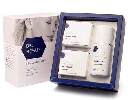 Holy Land Bio Repair kit - Набор для восстановления поврежденной кожи склонной к куперозу 125мл + 50мл + 50мл - фото 6018