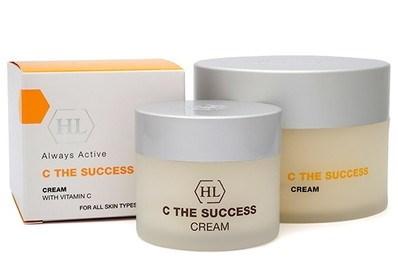 Holy Land C The Success Cream - Крем с высокой концентрацией витамина C 50мл - фото 6026