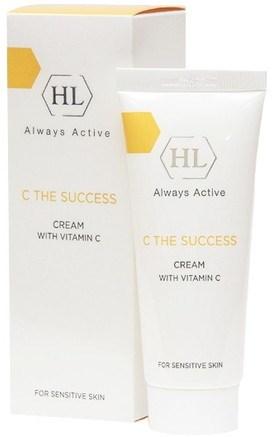 Holy Land C The Success Cream - Крем с высокой концентрацией витамина C 70мл - фото 6027