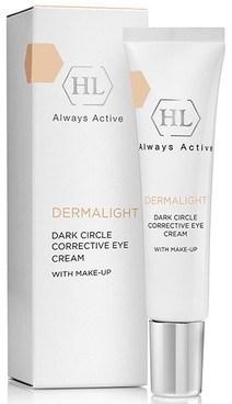 Holy Land Dermalight Dark Circle Corrective Eye Cream make-up - Крем корректирующий с тоном 15мл - фото 6046