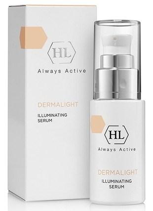 Holy Land Dermalight Illuminating Serum - Сыворотка осветляющая 30мл - фото 6048