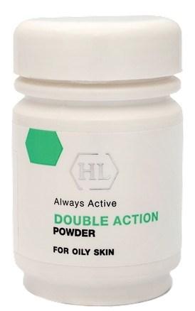 Holy Land Double Action Powder - Защитная пудра 45мл - фото 6055