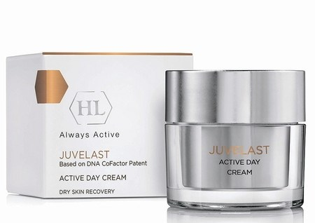 Holy Land Juvelast Active Day Cream - Активный увлажняющий дневной крем 250мл - фото 6067