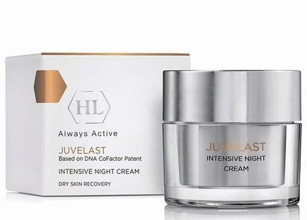 Holy Land Juvelast Intensive Night Cream - Крем ночной интенсивный 50мл - фото 6070