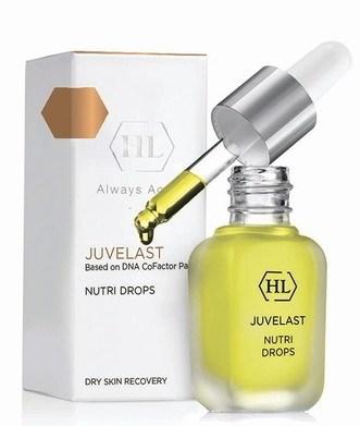 Holy Land Juvelast Nutri Drops - Масляный концентрат 15мл - фото 6076