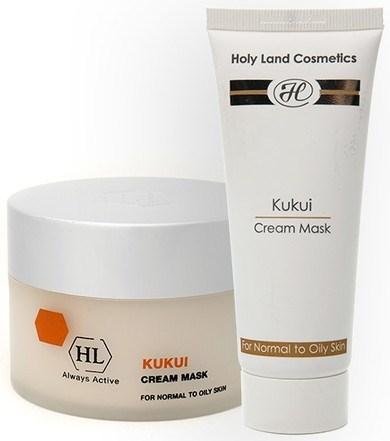 Holy Land Kukui Cream Mask For Oily Skin - Маска подтягивающая 250мл - фото 6080