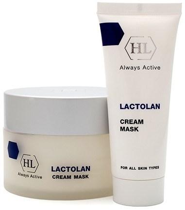 Holy Land Lactolan Cream Mask - Маска питательная 250мл - фото 6083