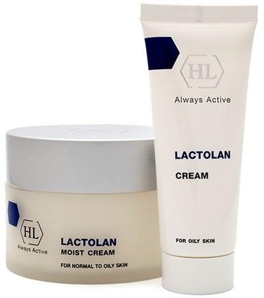 Holy Land Lactolan moist cream for oily - Легкий крем для нормальных и жирных участков кожи 70мл - фото 6085