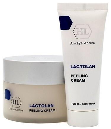 Holy Land Lactolan Peeling Cream - Пилинг-крем очищение + увлажнение + восстановление 250мл - фото 6086