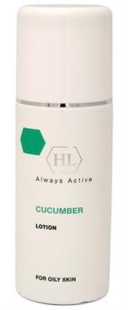 Holy Land Cucumber Lotion - Лосьон для лица очищение + тонизация + свежесть 250мл - фото 6089