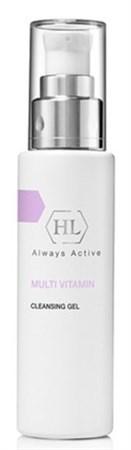 Holy Land Multivitamin Cleansing - Гель очищающий обогащенный витаминами A, E и F. 250мл - фото 6094