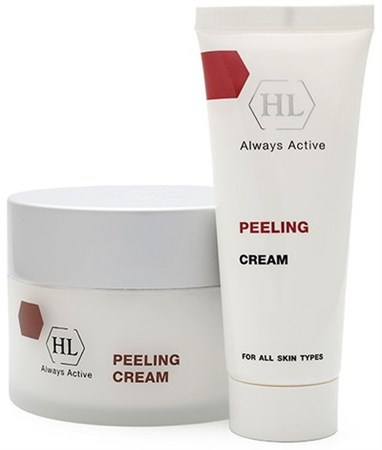 Holy Land Peeling Cream - Крем отшелушивающий для дополнительного очищения кожи 70мл - фото 6106