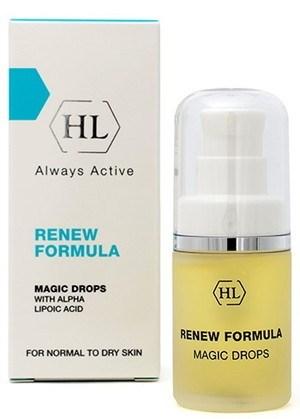 Holy Land Renew Formula Magic Drops - Магические капли с витаминами и антиоксидантами 15мл - фото 6137