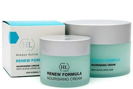 Holy Land Renew Formula Nourishing Cream - Крем питательный с антикуперозным действием 50мл - фото 6138