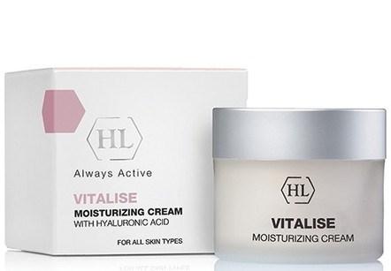 Holy Land Vitalise Moisturizing Cream - Крем увлажняющий с гиалуроновой кислотой 250мл - фото 6165