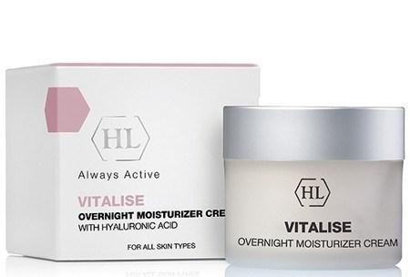 Holy Land Vitalise Overnight Moisturizer Cream - Крем смягчающий, увлажняющий и питательный 250мл - фото 6168