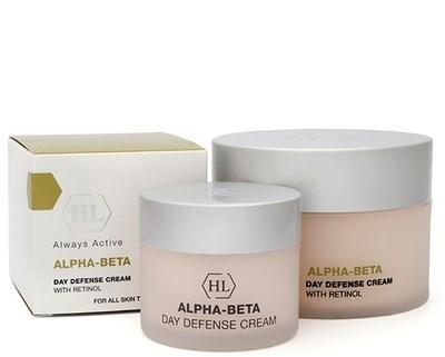 Holy Land Alpha-Beta & Retinol Day Defense Cream - Дневной крем защитный 250мл - фото 6179