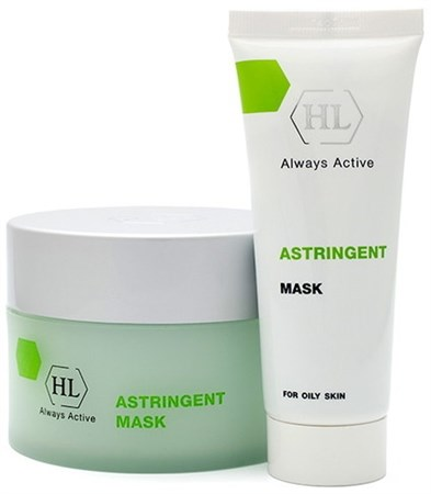 Holy Land Astringent Mask - Маска очищающая сокращающая 250мл - фото 6209