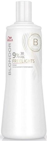 Wella Вlondor Freelights - Окислитель 9% 1000мл - фото 6220