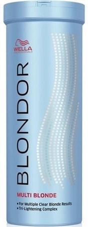 Wella Blondor Multi Blonde - Порошок для блондирования 400мл - фото 6222
