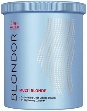 Wella Blondor Multi Blonde - Порошок для блондирования 800мл - фото 6223