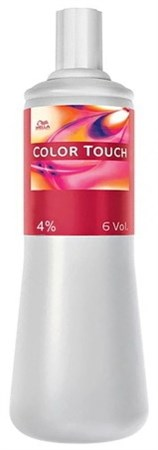 Wella Professionals Color Touch Emulsion - Оксид 4% для красок илюмина и колортач 1000мл - фото 6229