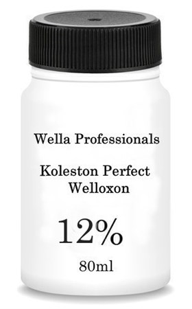 Wella Professionals Koleston Perfect Welloxon - Окисид 12% для окрашивания волос 80мл - фото 6237