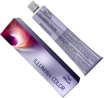Wella Professionals Illumina Color 5/35 - Светло-коричневый золотисто-махагоновый 60мл - фото 6241