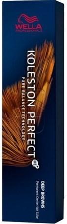 Wella Professionals Koleston Perfect Deep Browns 4/71 - Тирамису 60мл - фото 6346
