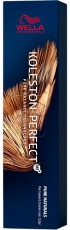 Wella Professionals Koleston Perfect Pure Naturals 66/0 - Интенсивный темный блонд 60мл - фото 6384